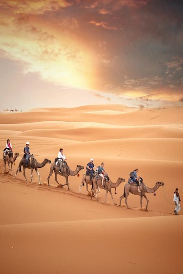 7 days tangier desert tour