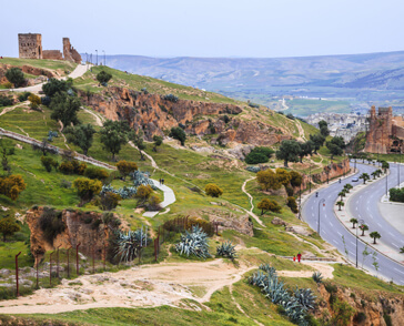 casablanca to fez day tour