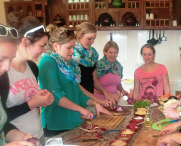 fes cooking class