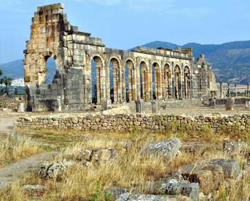 Fes to Chefchaouen volubilis and meknes day trip