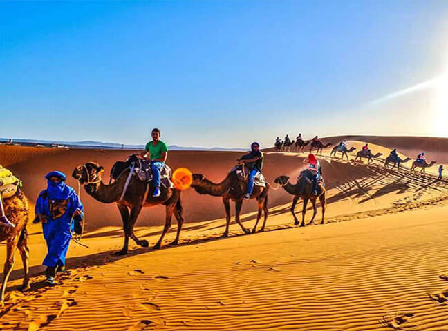 fes desert tours 2 Days