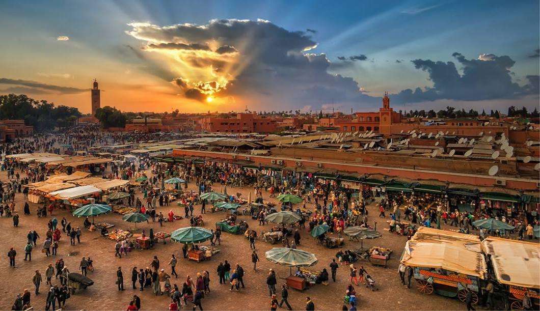 Marrakech To Fes desert tours 4 Days