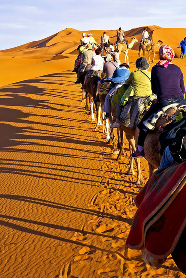 Marrakech to Fez 5 Days  tour