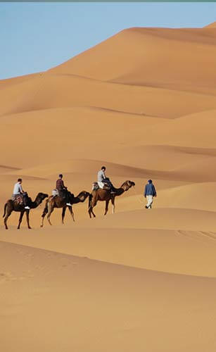 Marrakech to fes desert tours 5 days 4 nights